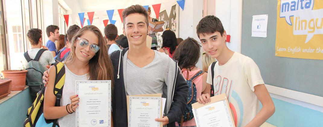 Junior Cursus Certificaten