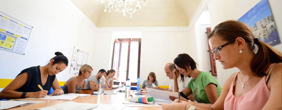 Taalschool Malta