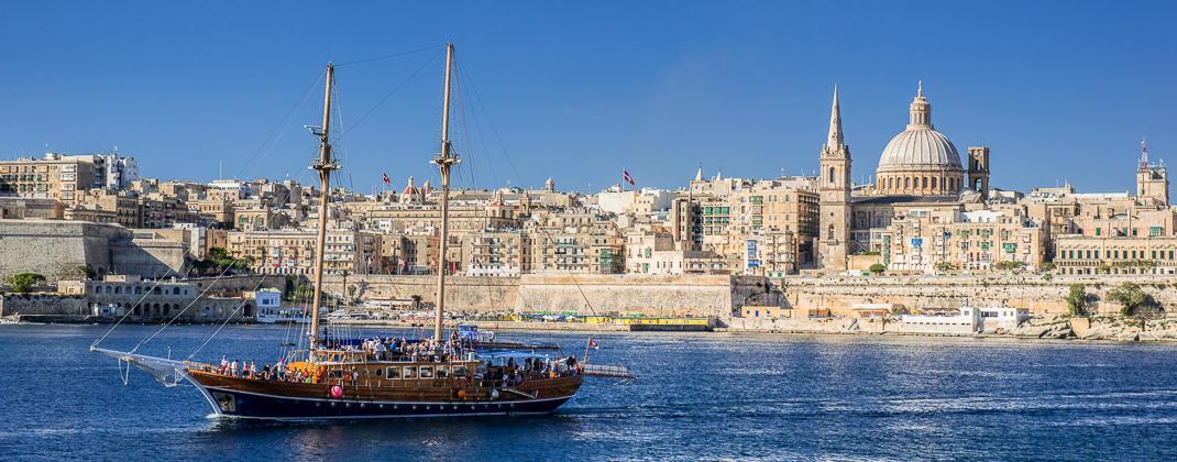 Ontdek Valletta