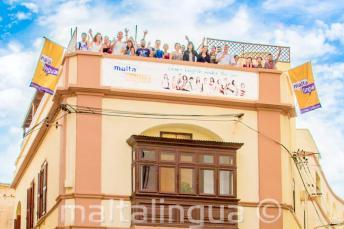 Engels taalschool in St. Julians, Malta