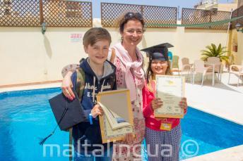 Educatieve familievakantie