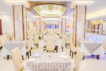 Hotel Alexandra gastenrestaurant