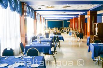 Restaurantruimte van de residentie