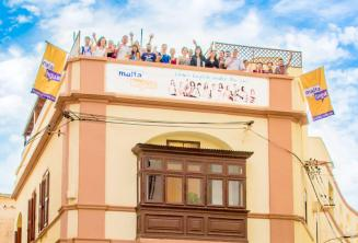 Engels taalschool in St. Julians, Malta