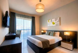 Hotel argento logeerkamer, Malta