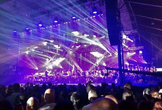 Rockestra rots symfonie concert in Malta